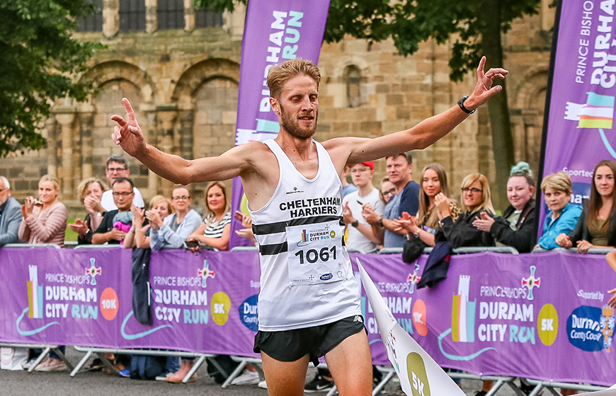 2018 Prince Bishops Durham City Run Events Of The North