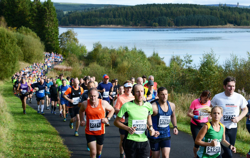 'Britain's most beautiful marathon' goes virtual to support local NHS charity