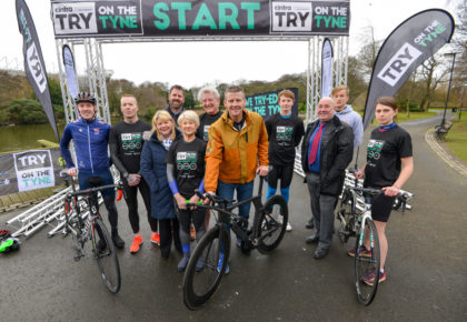 Cintra Try on the Tyne launches for 2020 with two BRAND NEW Triathlons