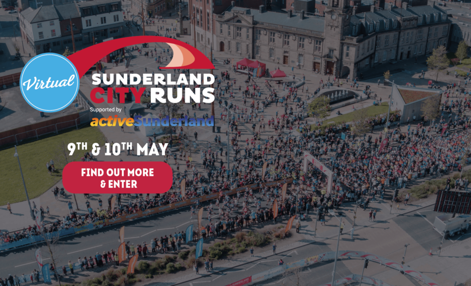 Virtual Sunderland City Runs