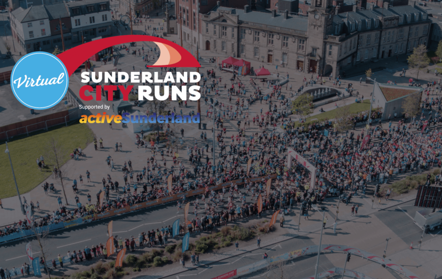 Virtual Sunderland City Runs offer a chance to 'race' in May and support hospice