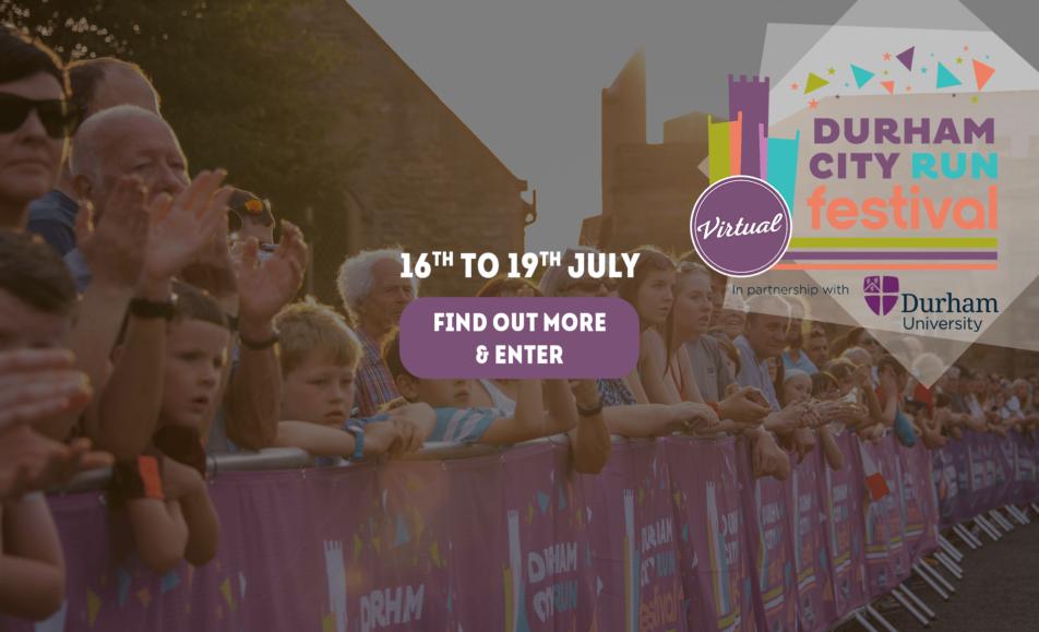 Virtual Durham City Run Festival