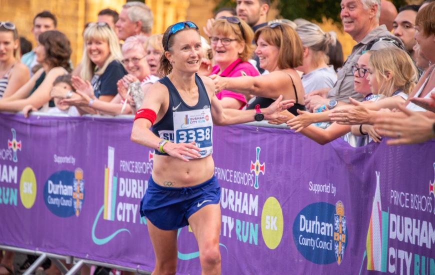 Virtual running festival raises real money for hospice