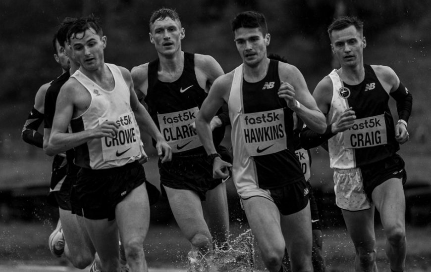 Jenkins and Weightman claim victory in inaugural Fast 5K races