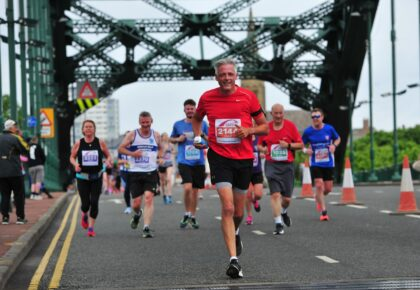 Sunderland City Runs welcome back thousands to mass participation races